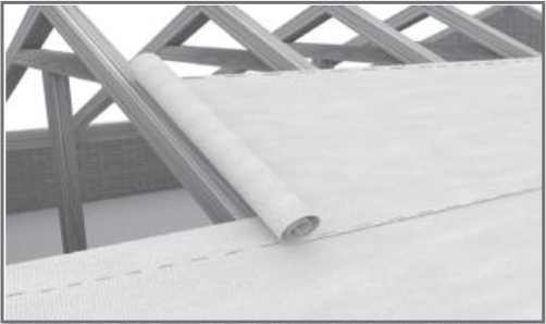 Watertight® Roof Overlap