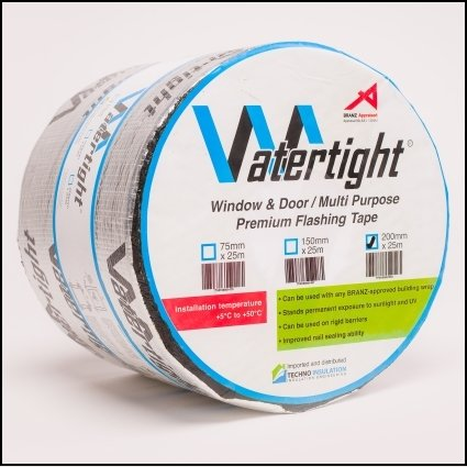 Watertight 200mm Flashing Tape