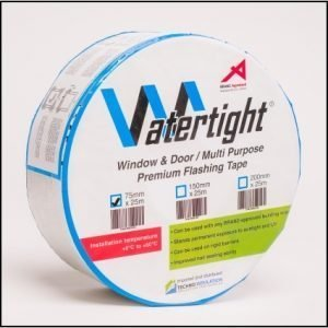 Watertight 75mm Flashing Tape